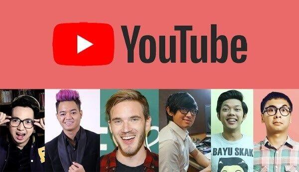11 Cara Menjadi Youtuber Sukses Mulai Dari Nol Wajib Dicoba Youtube Youtuber Artis