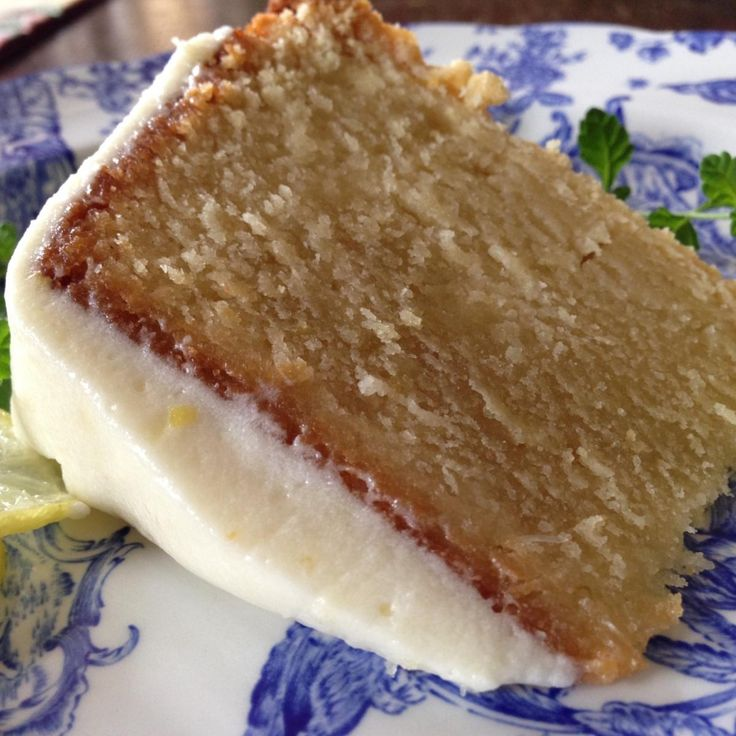 Key Lime Poundcake with Key Lime Cream Cheese Icing Recipe | Just A Pinch Recipes