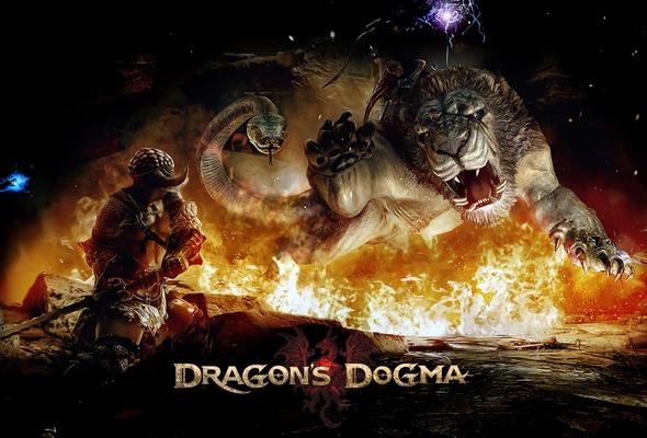 Dragons Dogma Ring Around