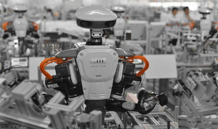 2012.10.17 第5回ロボット大賞「次世代産業特別賞」を受賞いたしました。»フレキシブルな自動組立ラインを実現するヒト型ロボット「NEXTAGE」