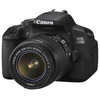 Canon EOS 650D - Sammenlign priser & anmeldelser på PriceRunner Danmark