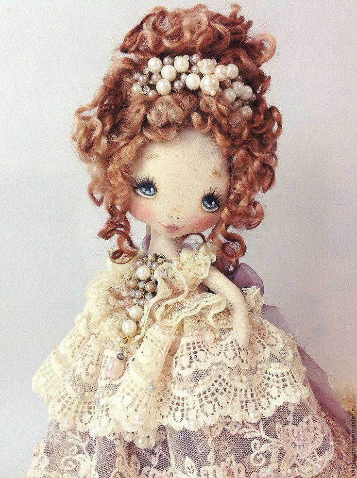 Купить Pearl - винтаж, коллекционная кукла, ручная работа, оригинальный сувенир, лучший подарок девушке