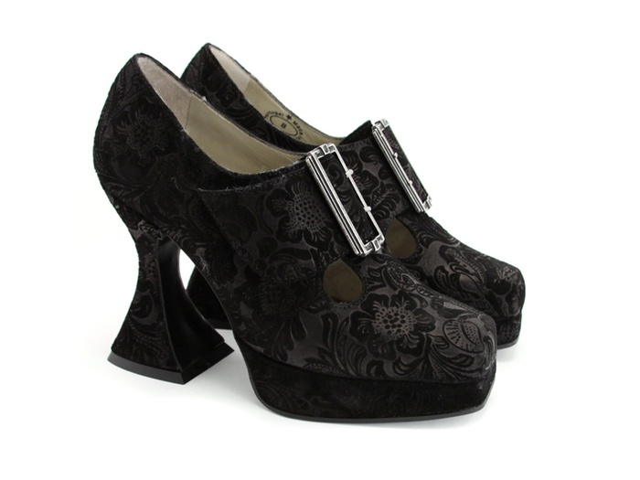 Lady leg High Heel Shoes. See more. Munster