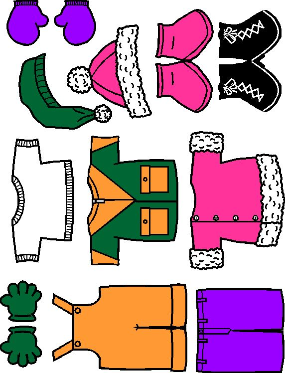 23 best Kids  Paper Dolls images on Pinterest  Paper dolls Free
