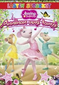 Anniina balleriina dvd:t