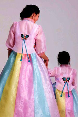 Hanbok - cute in korea