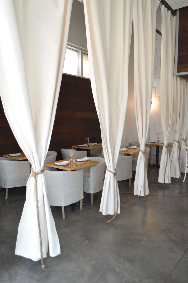 Emmer & Rye restaurant, table tops made by 4th Edition Design.