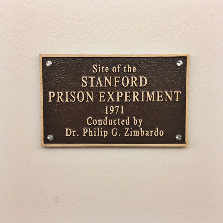 http://ift.tt/2thZ00B out of more than 50 people who had observed the infamous Stanford Prison experiment as it was taking place only one questioned it's morality.
