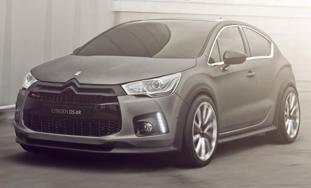 Citroën DS4 Racing (concept)