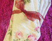 Set of 8 pads - Pink Roses