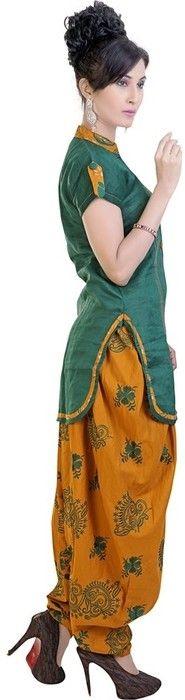 Mint Women's salwar, Kurta & Dupatta Set