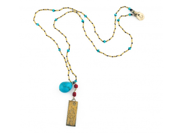 On top of the world Necklace   Jes MaHarry Jewelry