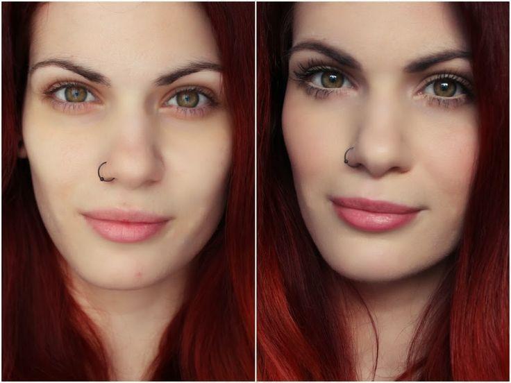 "Vana Papadopoulou: ""No make-up"" make-up tutorial | Φυσικό μακιγιάζ"