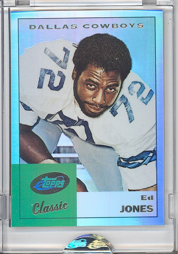 Who can ever forget 2 tall Jones??? <>< ED TOO TALL JONES ! DOOMSDAY DEFENSE!!!