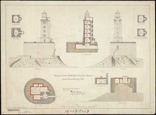 Light House Plans House Plans And Desing