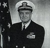 "John ""Jack"" Sidney McCain, Jr. (1911 - 1981) -  Son of Adm. John S. ""Slew"" McCain, Sr. and Catherine Davey McCain  Husband of Roberta McCain (Wright)  Father of John McCain, U.S. Senator; John McCain. Part of the Pack of Warf-Rats that covered-up the Liberty Attack in June 1967!"