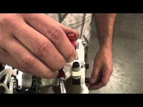 Hydraulic Brake Pad Replacement - How to Replace Brake Pads and Disc Brakes - Bicycling - YouTube