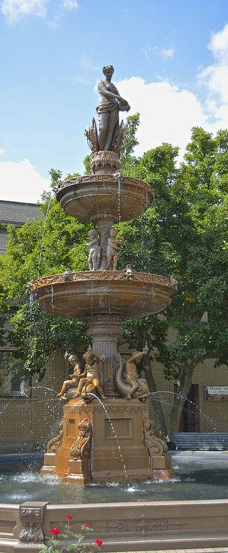 17 Beste Afbeeldingen Over Fountains Op Pinterest Parken Waterfonteinen En Central Park