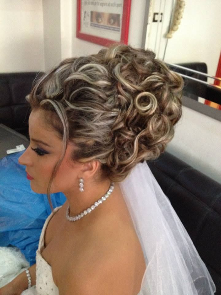 Bridal Shower Hairstyle : 500 best highlighted streaked foiled & frosted hair 1 images on