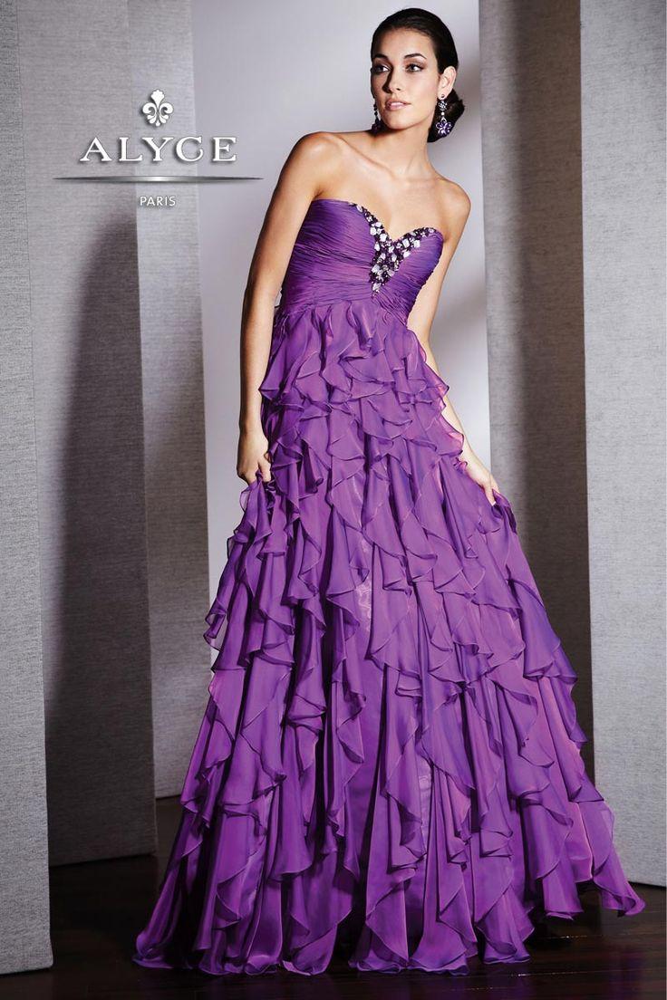 8 best B\'Dazzle dress by Alyce Paris images on Pinterest | Prom ...