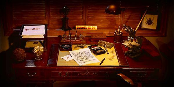 Hammond's Office