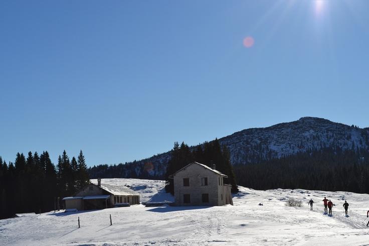 #Fondo #Piccolo #Lago #Coe, #Folgaria #Trentino #Folgariaski