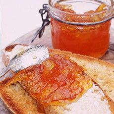 Marmolada z sewilskich pomarańczy