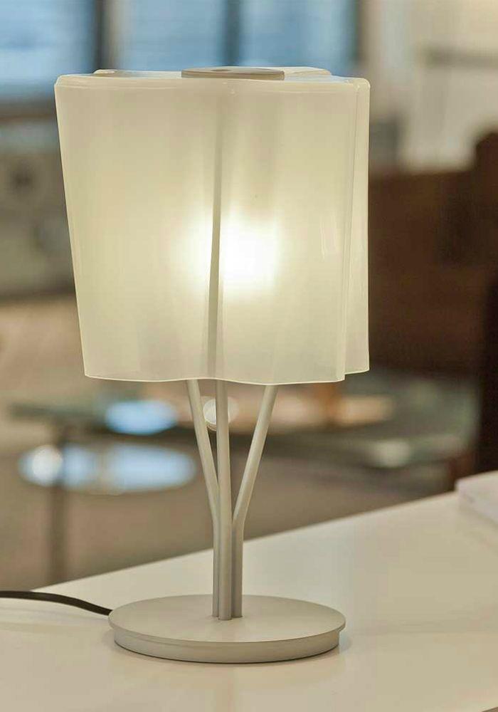 Artemide Logico Micro lampada da tavolo a luce diffusa! Ora
