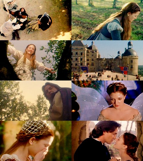 """Ever After: A Cinderella Story.  Watching this could never get old.  One of my favorites! """"JUST BREATHE""""."""