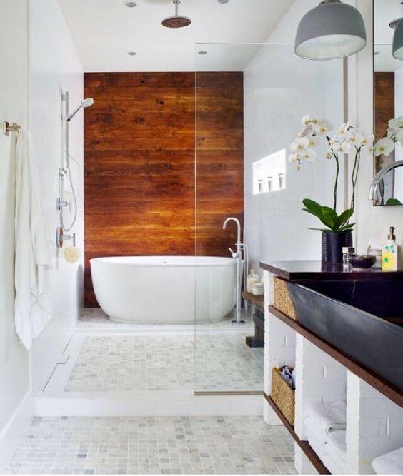 Minimalist Bathroom Pinterest: Best 25+ Teak Bathroom Ideas On Pinterest