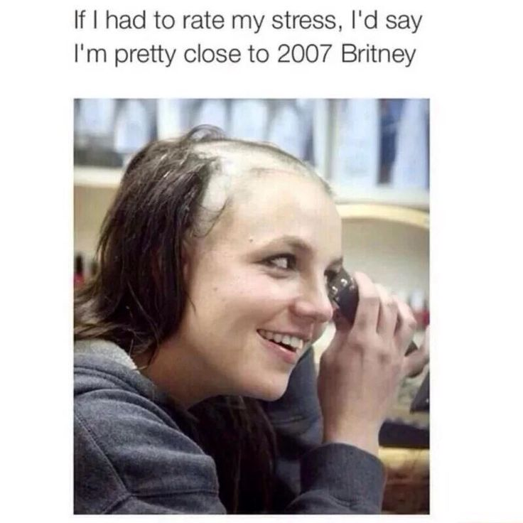 Nursing school stress!