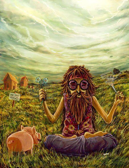 Follow @stoner_club Good Weed Good Week :) #holidaze #weed #hippies