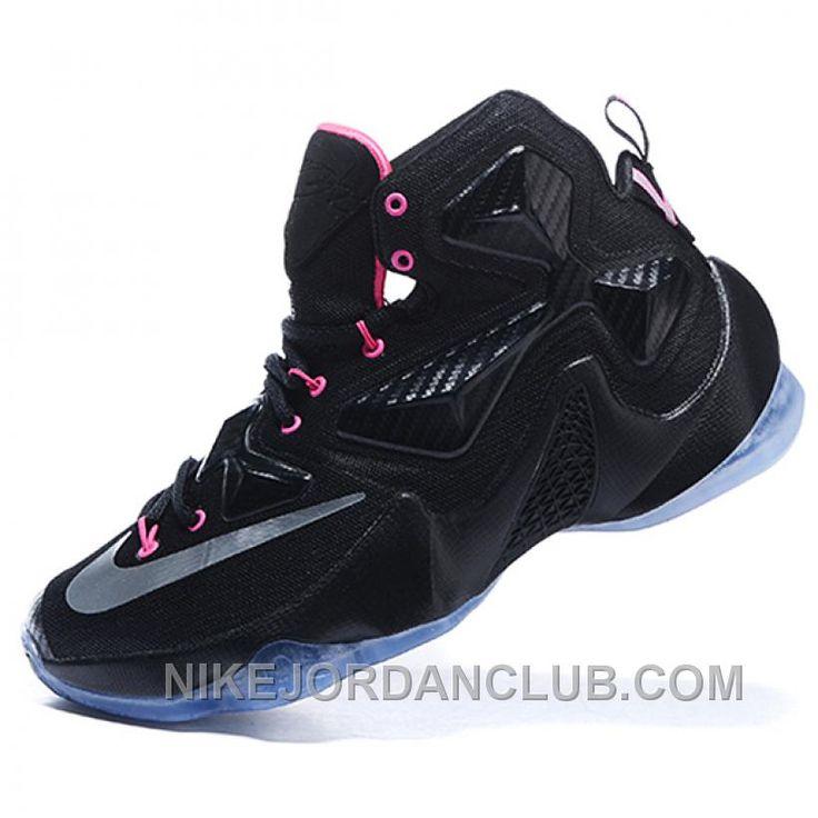 http://www.nikejordanclub.com/nike-lebron-james-xiii-black-silvery-basketball-shoes-jbxrk.html NIKE LEBRON JAMES XIII BLACK SILVERY BASKETBALL SHOES JBXRK Only $137.00 , Free Shipping!
