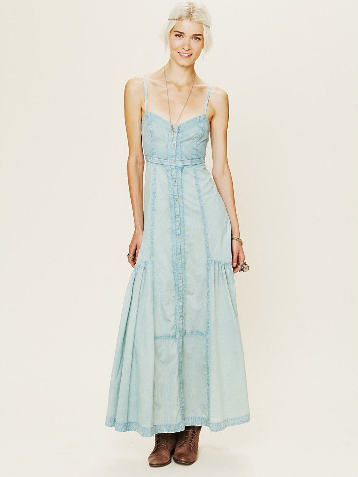 Free People FP New Romantics Hearts Aflame Maxi Dress, 0.00 So pretty! Sold out everywhere!