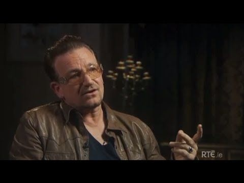 U2 frontman Bono talks about faith and life (No copyright infringement intended). To find out more about God and faith: http://show2.me/tnnRZNZQsZNZN