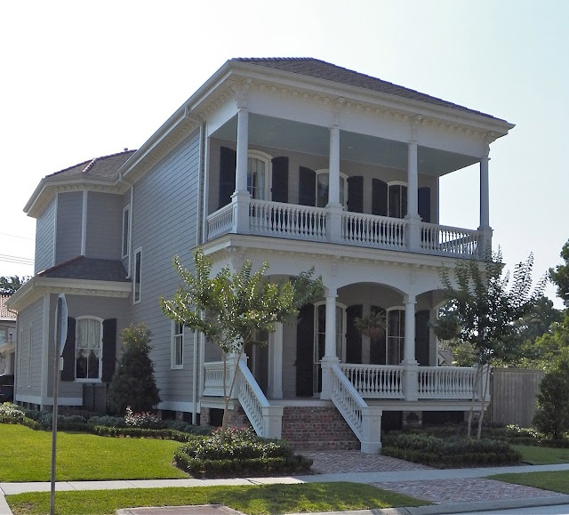 8 best houses i adore images on pinterest front porches Old new orleans style house plans