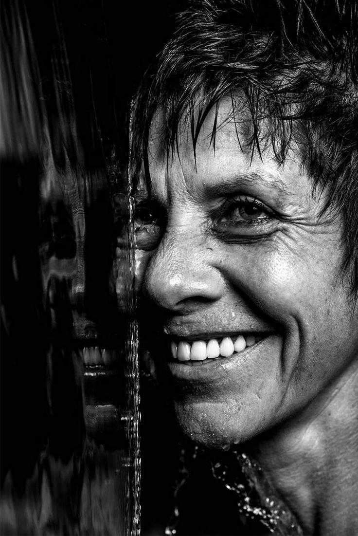 Jill Farrant 'Resurrected' by Adrian Steirn