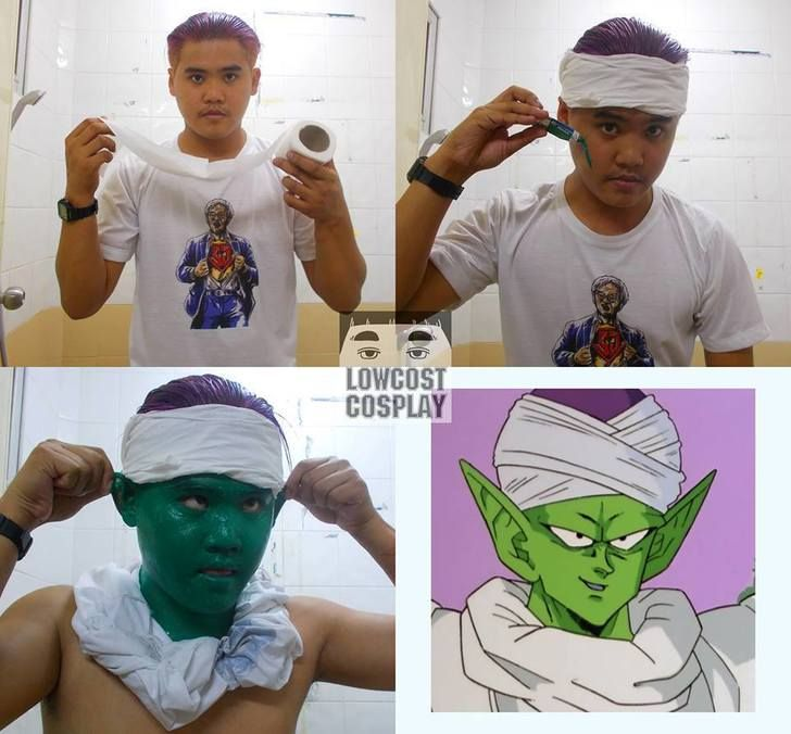 Low Cost Cosplay - Imgur