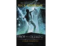 L'eroe perduto. Eroi dell'Olimpo (Vol. 1) (Rick Riordan) #Ciao