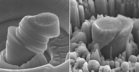 Scoperto un nuovo tipo di super metallo che può sostituire l'alluminio e il titanio. Ppotrà essere impiegato nella costruzione di auto, aerei, immobili.