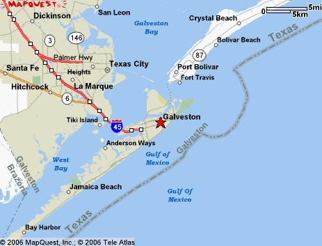 Galveston Crystal Beach House Rentals