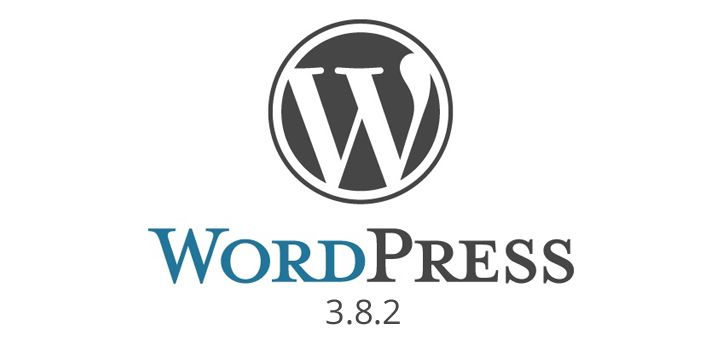 WordPress 3.8.2 - Security Release