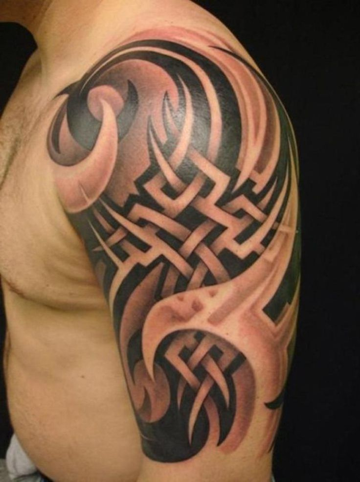 Celtic Tribal Tattoo Designs and Meanings Celtic tattoos