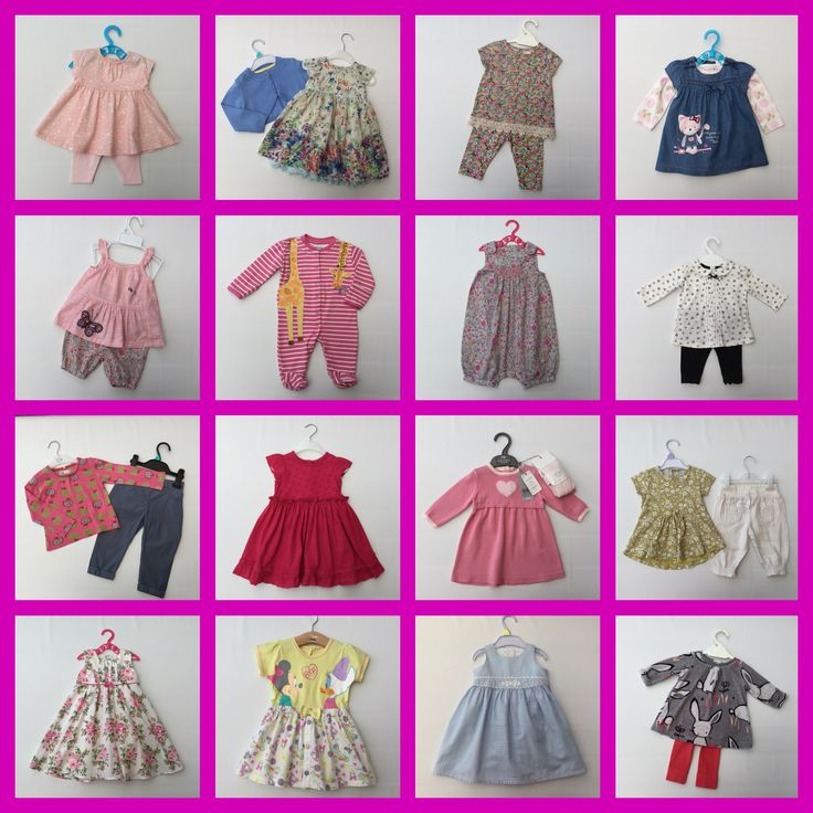 TAKE A LOOK SEE  LOTS OF BARGAINS ££££                                    Adorable baby outfits boys & girls Top Brands Including Next & Disney  New items everyday  Why buy new when they grow so fast get more for your money  Just click the store link below   stores.ebay.co.uk/andreasbabyclothes
