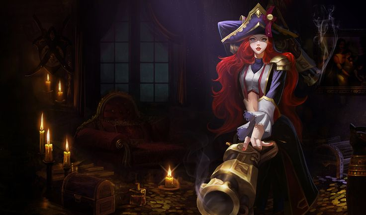 Miss Fortune | League of Legends