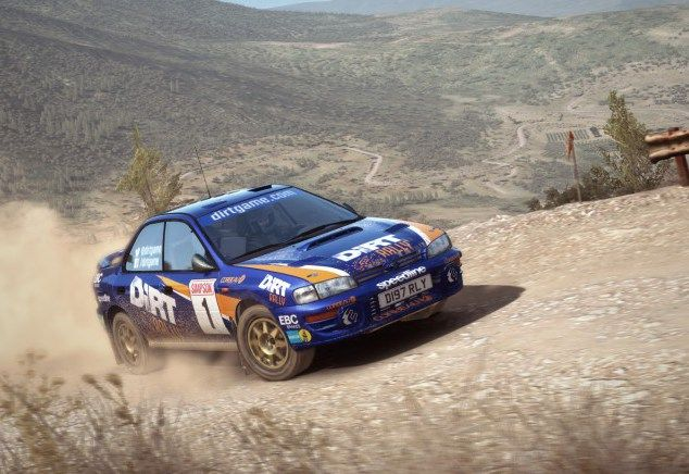 Dirt Rally Co Driver Calls