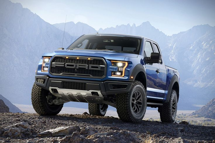 """If Ford was hoping to turn a lot of heads with the new F-150 Raptor, mission a-freaking-ccomplished. Billed as the company's """"toughest, smartest, most capa"""