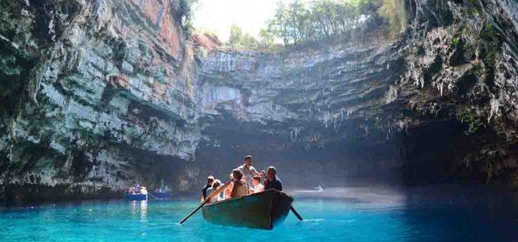 Trip From Zakynthos To Kefalonia | Volimes