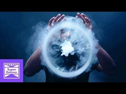 いったいどうなってるの…?魔術師みたいに蒸気を操るベイプ・トリック|ギズモード・ジャパン