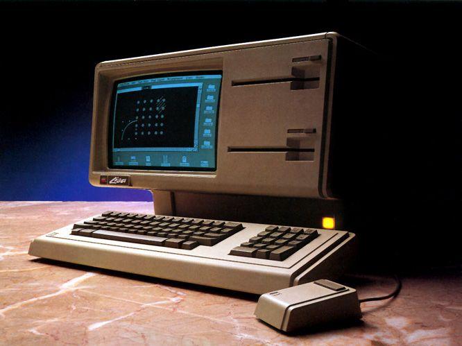 Apple Lisa 1 - Apple Computer, Inc.